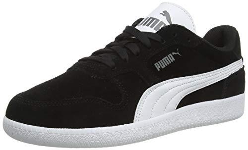 PUMA Unisex Icra Trainer SD Sneaker, Black-White, 47 EU