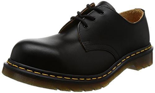 Dr. Martens Unisex-Erwachsene 1925 5400 10111001 Bootsschuhe, Schwarz (Black), 40 EU