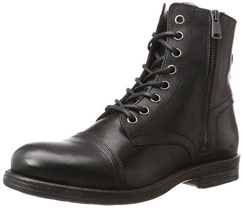 Replay Herren PHIM Biker Boots, Schwarz (Black 3), 41 EU